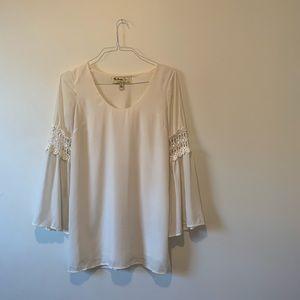 Stone Cold Fox Ninas Bell Sleeve Dress